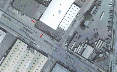 2225 Campbell Street Oakland, CA — Land